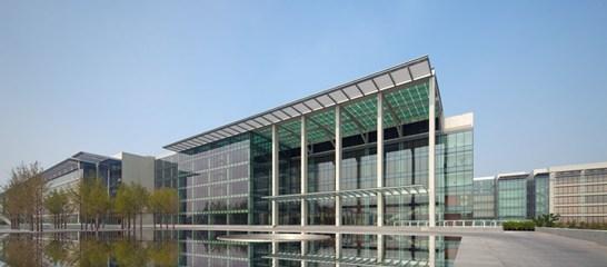 Huawei's Shanghai Campus