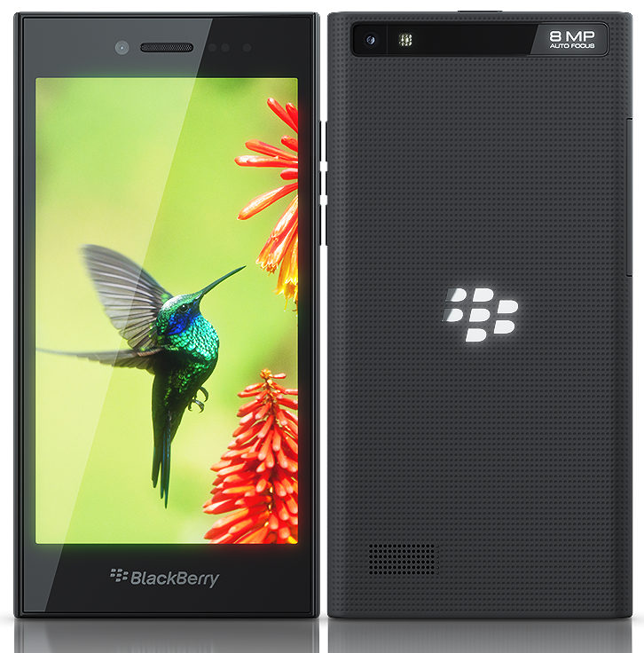 BlackBerry Leap with 5-inch HD display announced