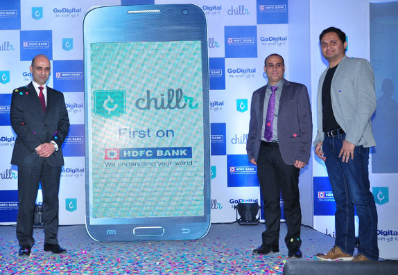 HDFC Bank launches Chillr instant money transfer app for