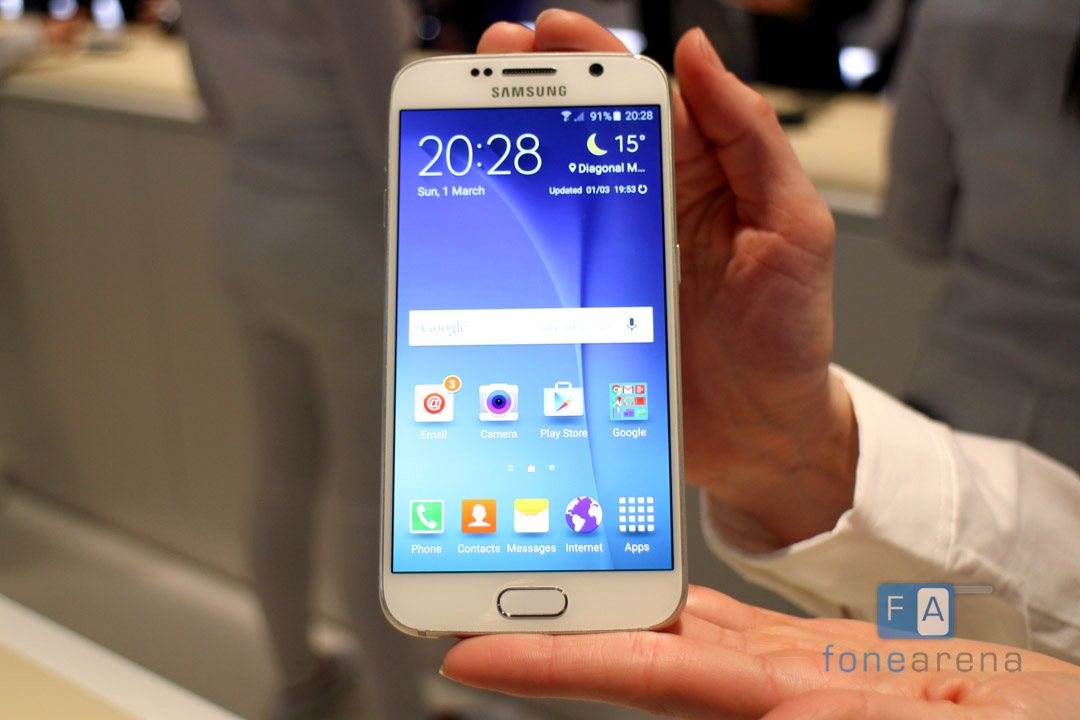 2ff3d8b0e5c Samsung Galaxy S6 and S6 Edge get a price tag for 12 countries
