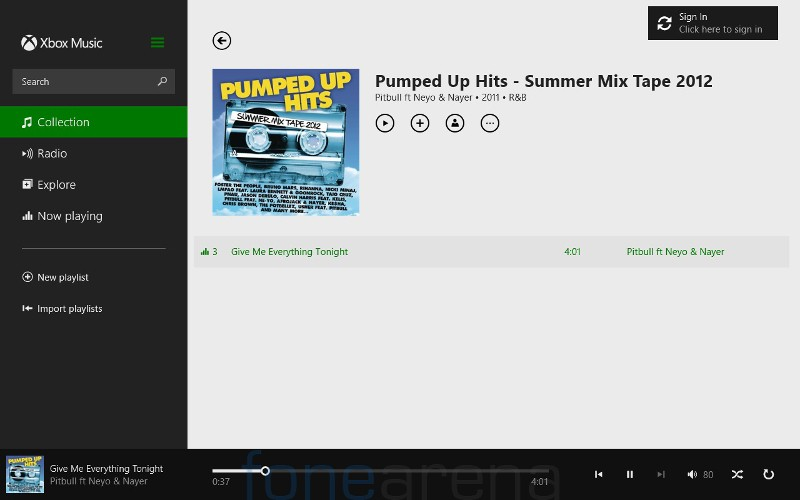 Swipe Ultimate 3G Music
