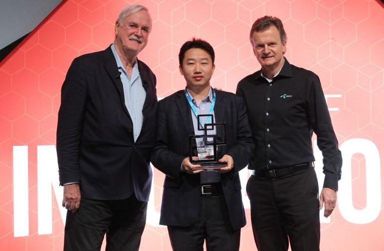 ZTE GSMA Award Spro
