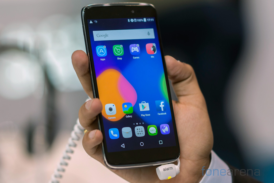Alcatel OneTouch Idol 3 (4 7) hands on