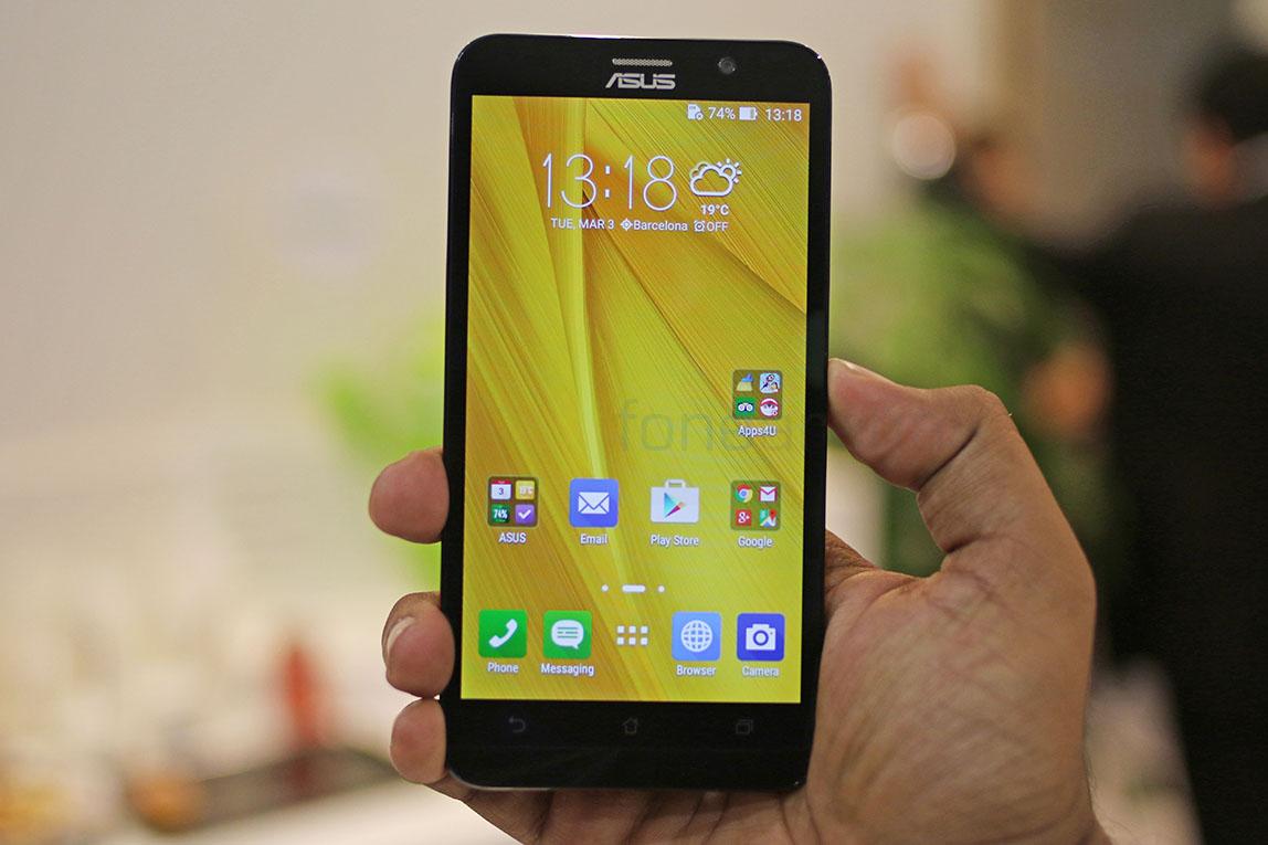 Asus Zenfone 2 Launching In India The Last Week Of April Smartphone Ze550ml