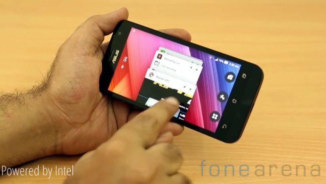 Asus Zenfone 2 Android 5.0 Zen UI