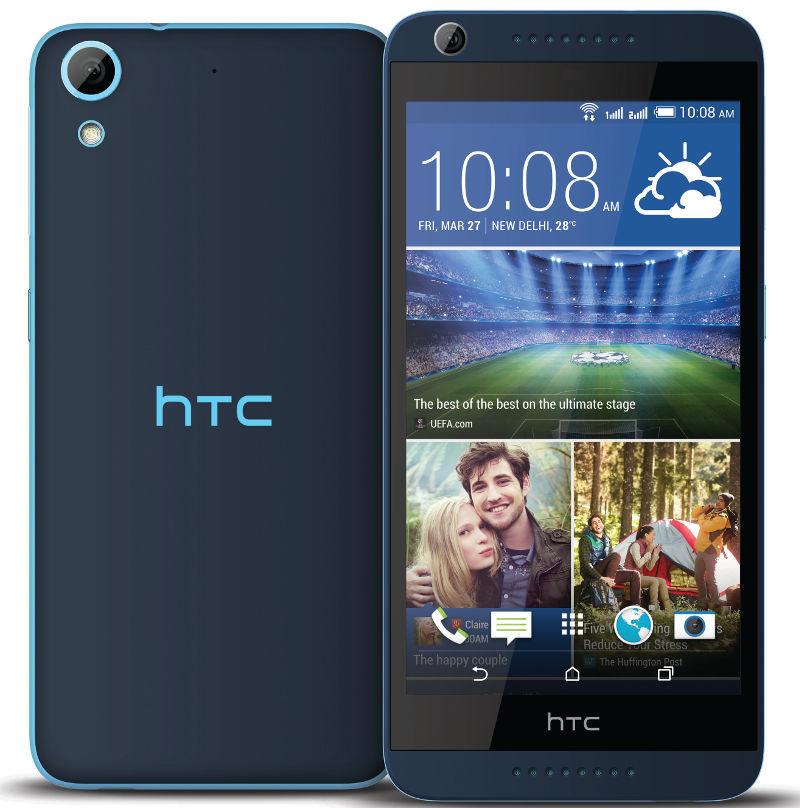 HTC Desire 626G+ dual sim with 5-inch HD display, Octa ...