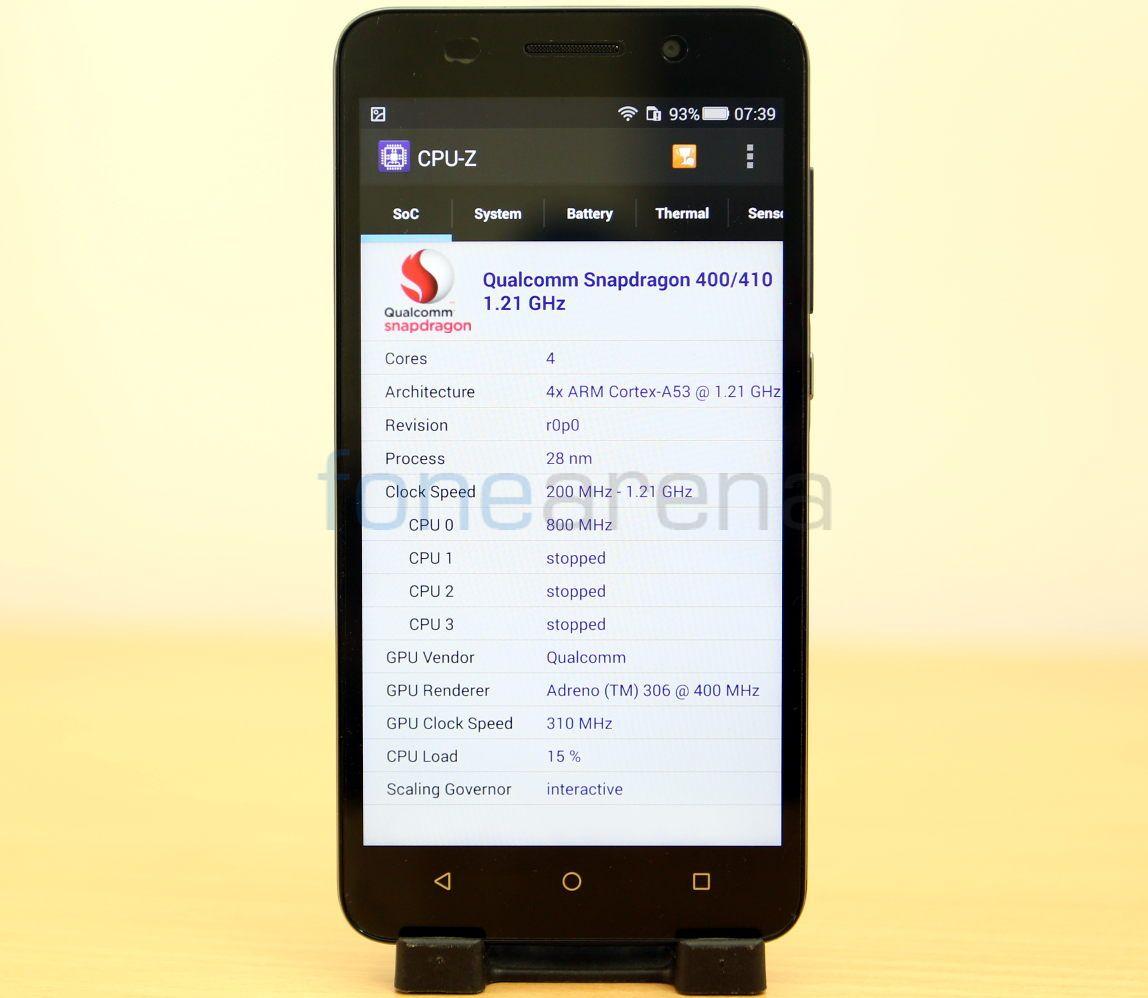 Huawei Honor 4X Benchmarks_fonearena