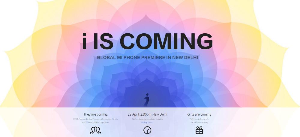 Xiaomi Mi Phone Premiere India