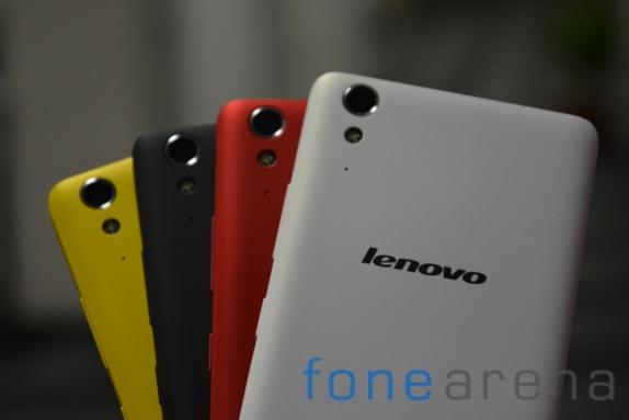 Lenovo A6000 Plus Hands On