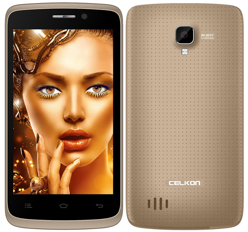 Celkon Campus Q405 with 4-inch display, quad-core processor launched for Rs. 3199