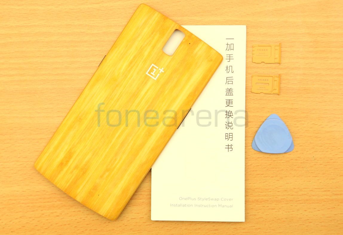 OnePlus One Bamboo StyleSwap Cover_fonearena-002