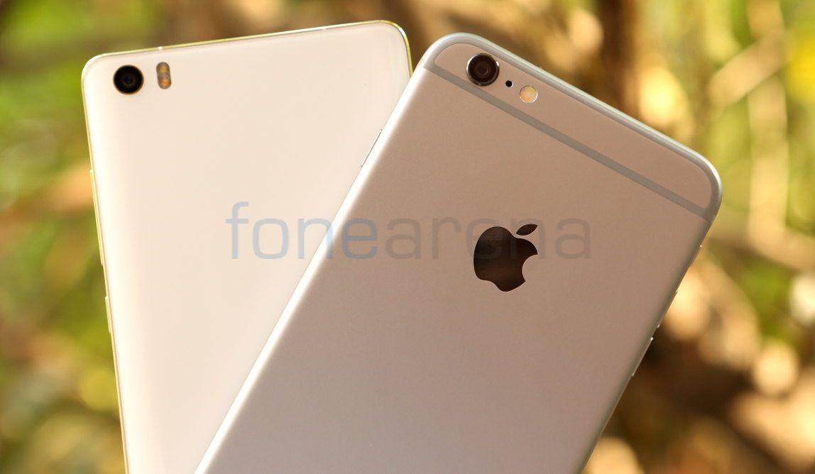 Xiaomi Mi Note Pro Vs Apple Iphone 6 Plus Photo Gallery