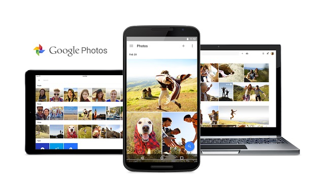 google photos launched