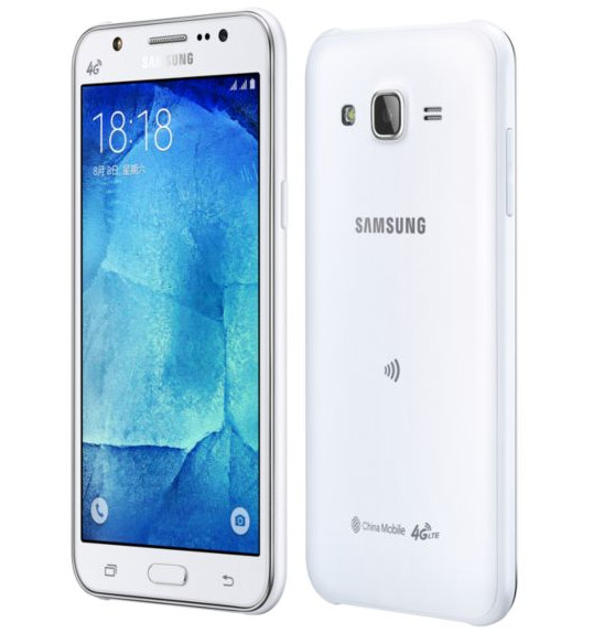 Samsung Galaxy J5 And J7 With 5MP Front Camera Flash