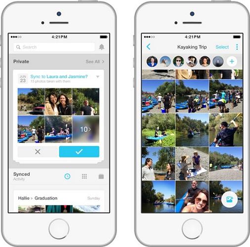 fb moments app