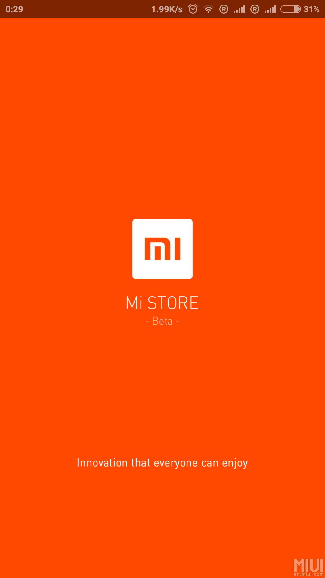 mi app store