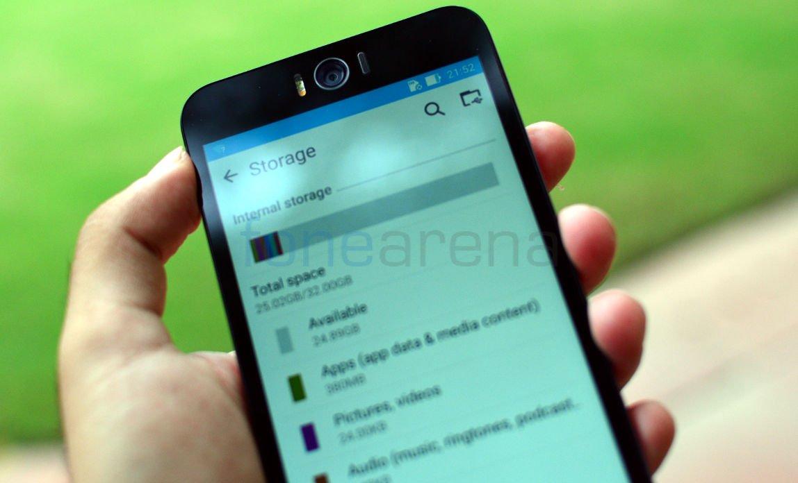 Asus Zenfone Selfie Review Selfi Zd551kl 4g Lte Fonearena 08