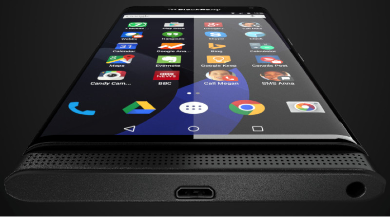 BlackBerry Venice Render leak