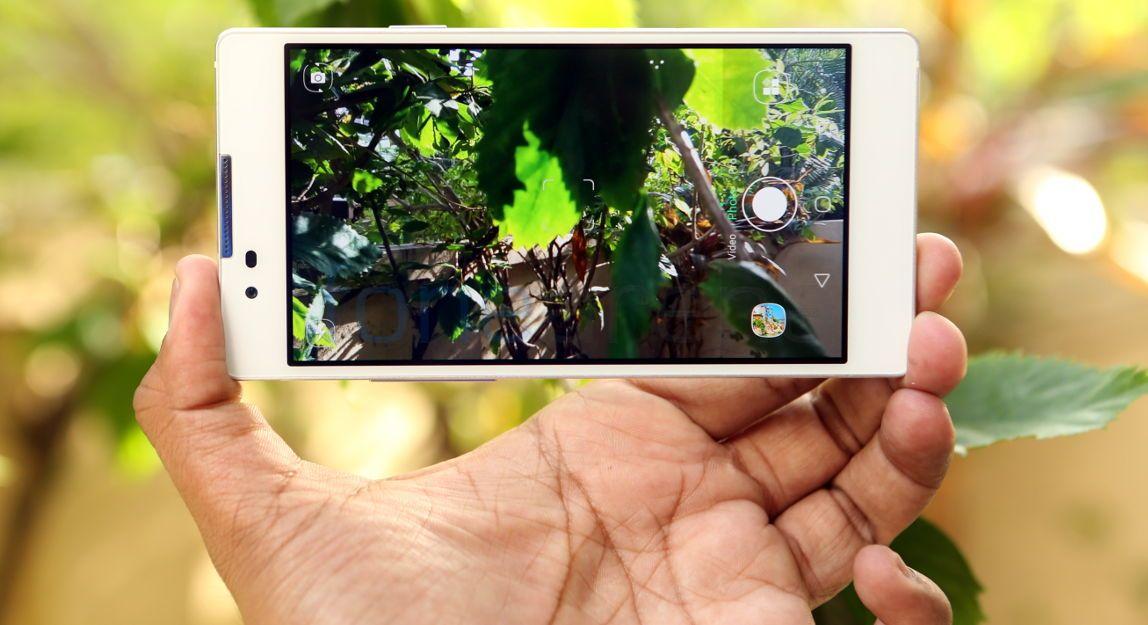 Coolpad Dazen X7 Camera Samples