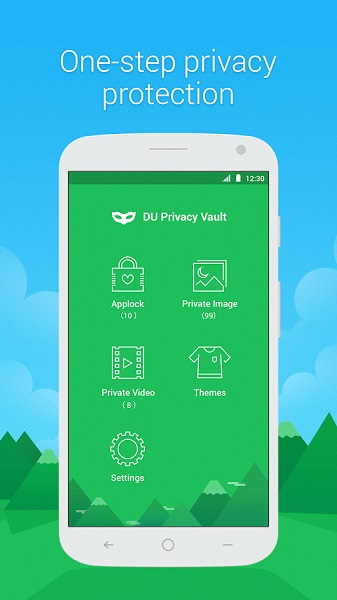 Baidu releases DU Privacy Vault app for Android