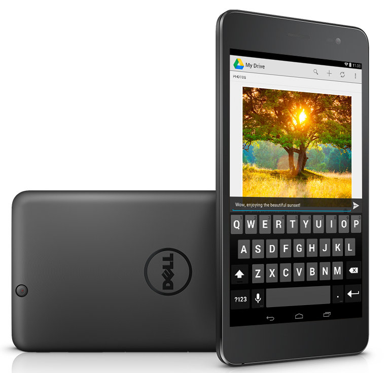 Dell Venue 7 3741 with 6 95-inch display, 3G and voice calling