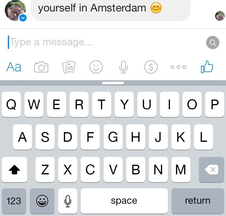 Facebook Messenger testing new feature for easier GIFs and