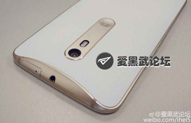 Moto X 3rd Gen leak