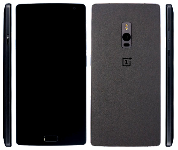 OnePlus 2 gets certified in China, image shows home button and laser AF