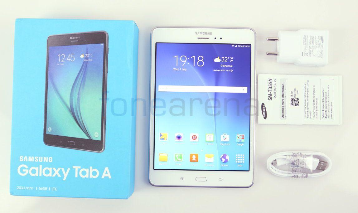 Samsung Galaxy Tab A Review