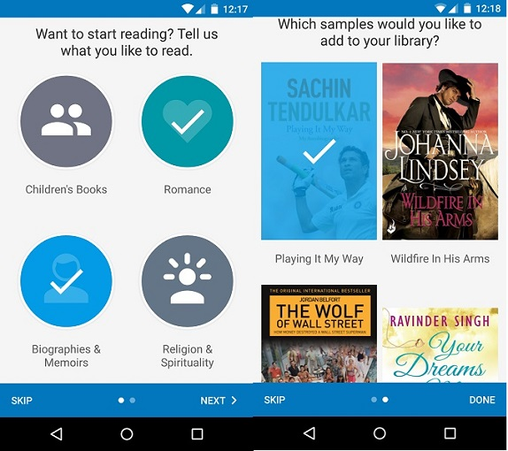 Google Play Books for Android brings note syncing to Google