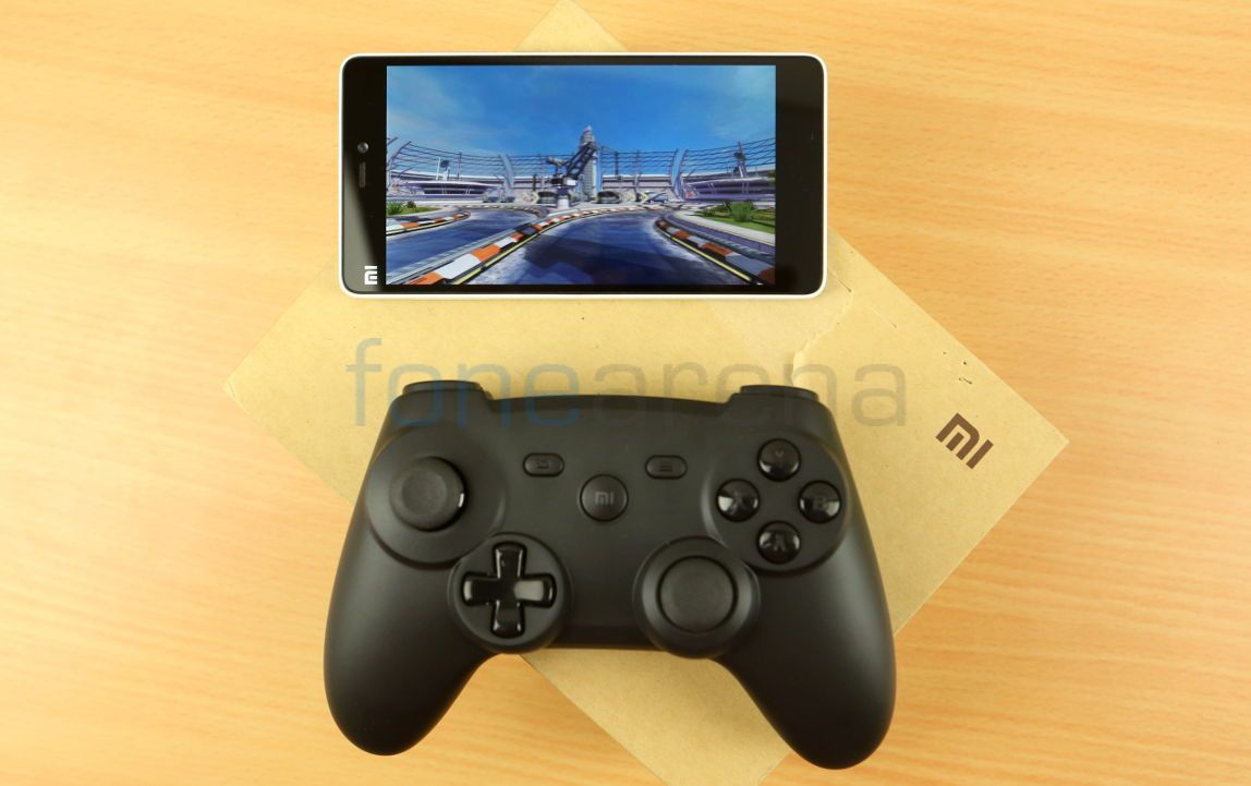 Xiaomi Mi Bluetooth Game Controller Unboxing and Demo