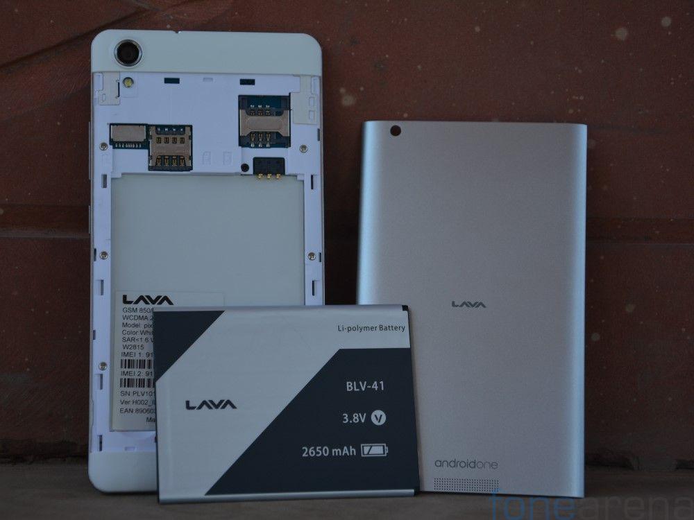 Lava Pixel V1 Photo Gallery