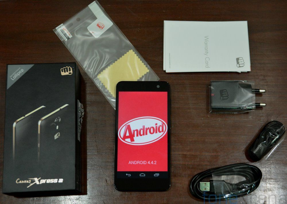 micromax-canvas-xpress-2-unboxing-contents-fonearena