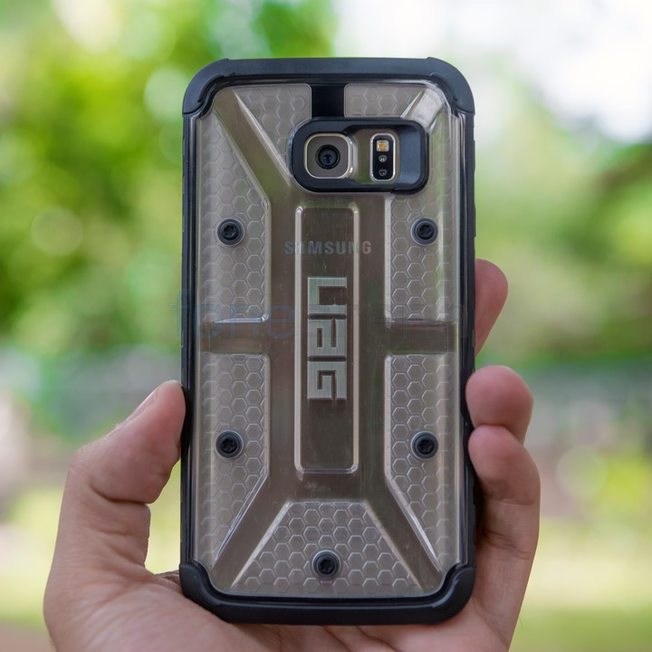 free shipping 5fa7a c3639 UAG Galaxy S6 Edge protective case review