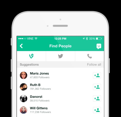 vine app update