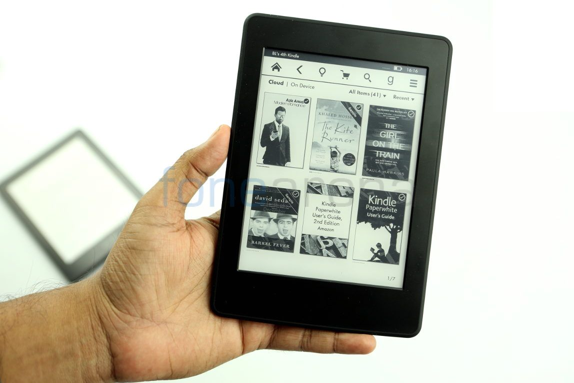 amazon kindle paperwhite 2015 review rh fonearena com Kindle Fire Tablet Wallpaper for Kindle Fire