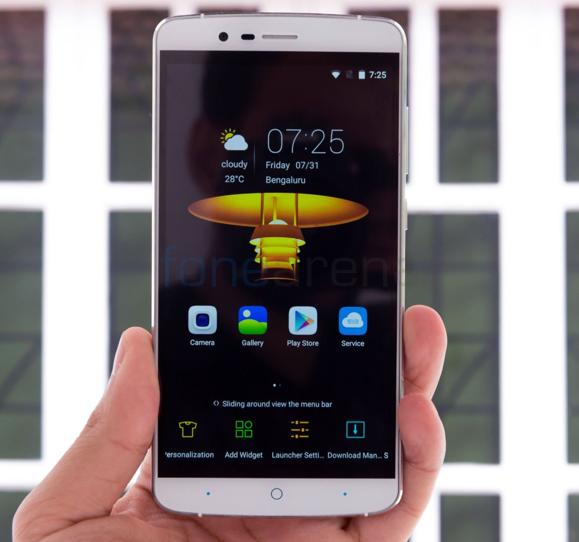 Elephone P8000 (iberry Auxus PRIME P8000) Review