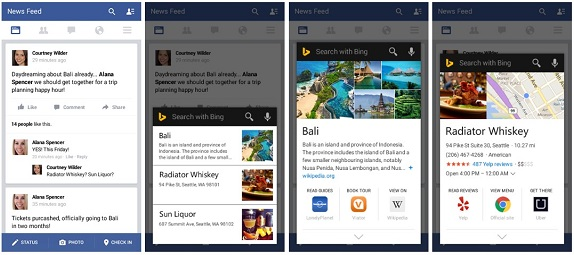 Bing for Android