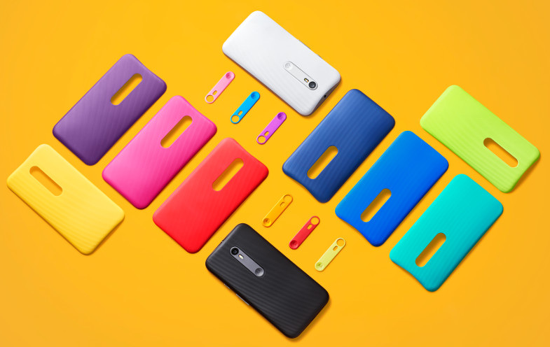 best website 70e04 058f4 Motorola Moto G (3rd Gen) Back Covers and Flip Covers now available ...