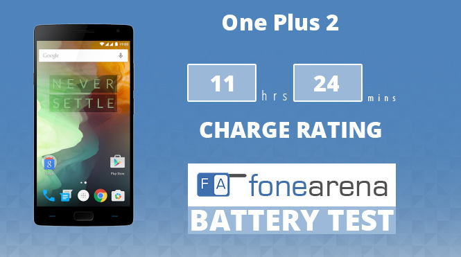 OnePlus 2 FA One Charge Rating