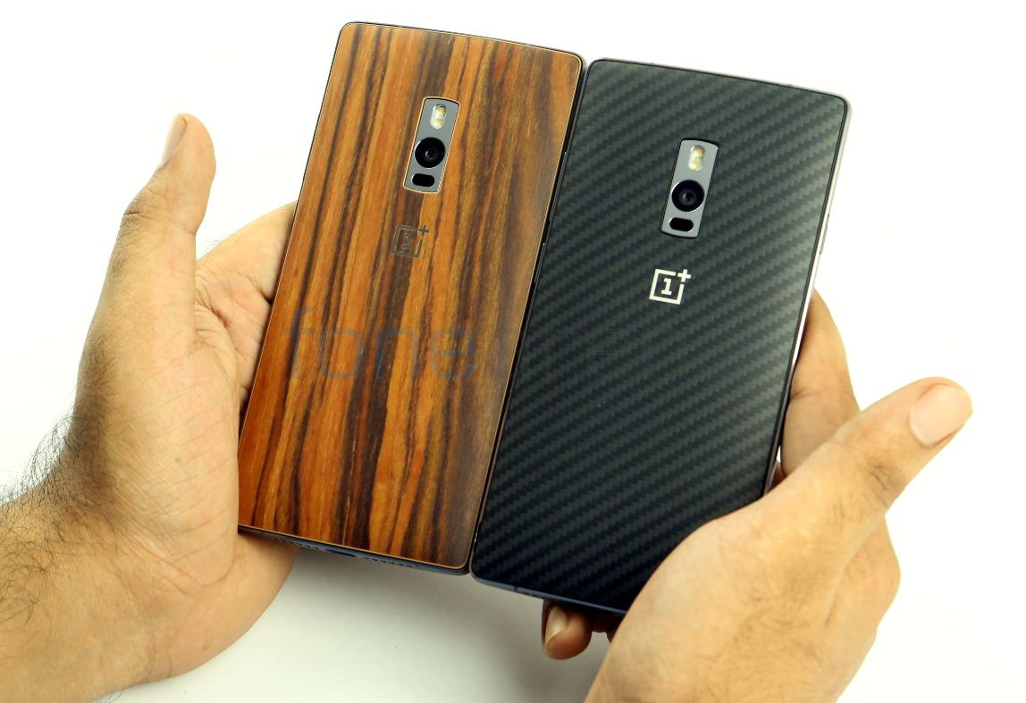 sports shoes d468b 3afe8 OnePlus 2 Kevlar, Rosewood and Bamboo StyleSwap Covers Unboxing