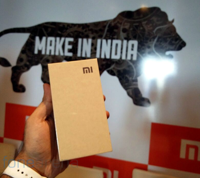 Xiaomi Redmi 2 Prime Made in India