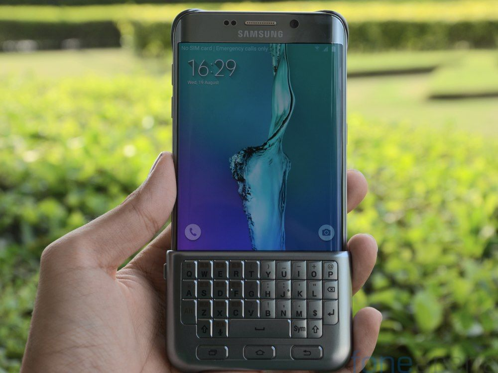 the latest ebe07 6d891 Samsung Galaxy S6 edge+ Keyboard Cover Photo Gallery