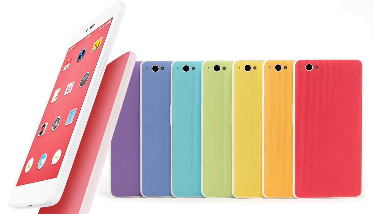 Smartisan announces the U1 – Colourful mid-range smartphone for US$140
