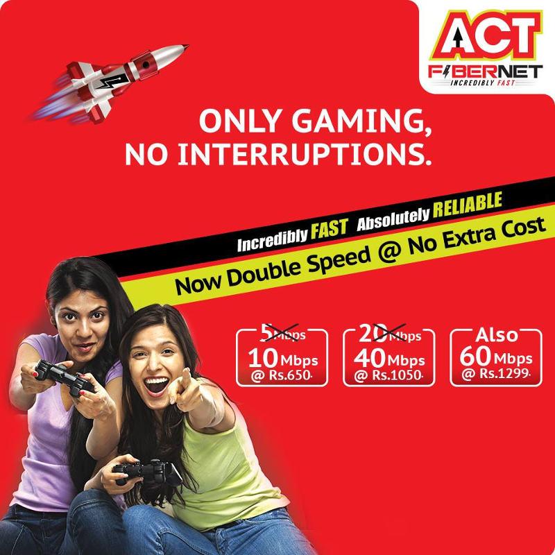 ACT Fibernet Hyderabad