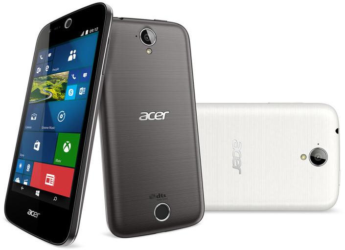 Acer Liquid M320 and M330