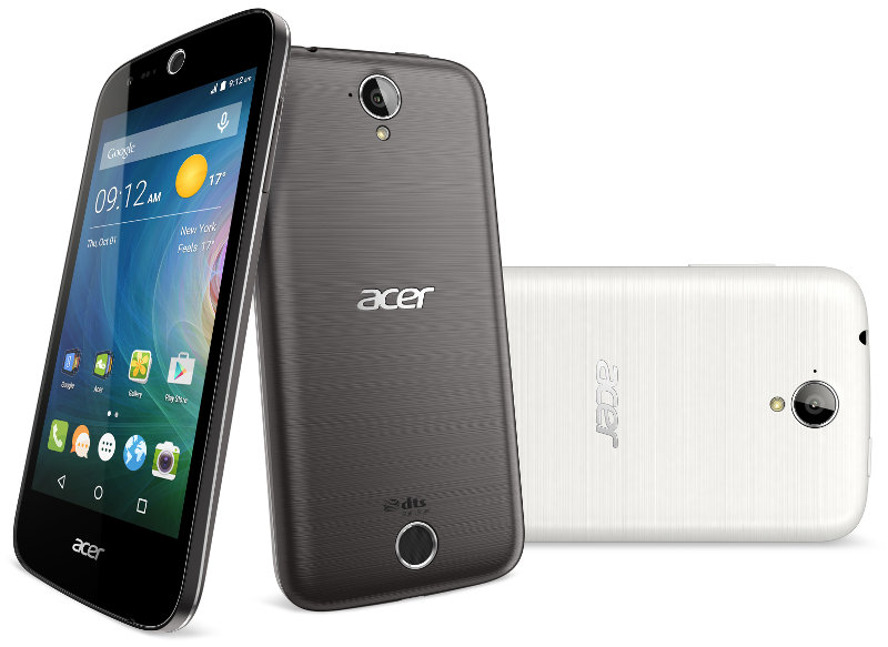 Acer Liquid Z320 and Z330