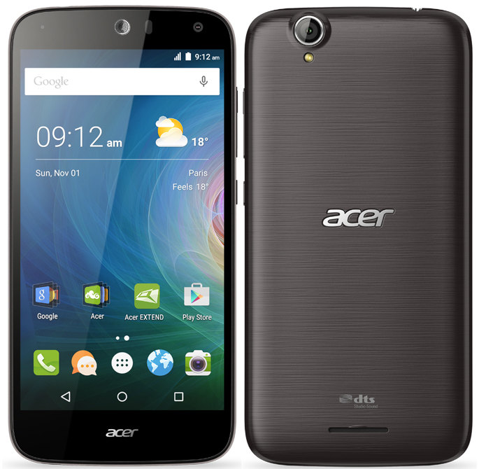 hot sale online 88541 c600e Acer Liquid Z630 and Liquid Z630S with 5.5-inch HD display, 4000mAh ...