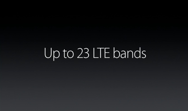 Apple iPhone 6s and 6s Plus 23 LTE Bands