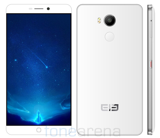 Elephone P9000 with Helio P10 SoC, 4GB RAM surfaces, shows bezel-less display